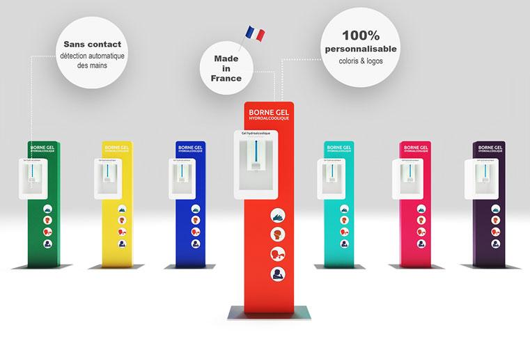 wenes_agencement_solution_covid_19_distributeur_gel_hydroalcoolique